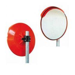 Specchio parabolico stradale