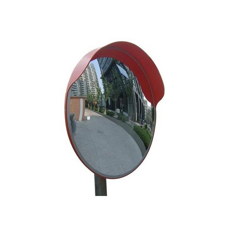 specchio parabolico stradale linea sicurezza
