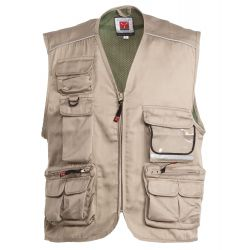 Gilet Payper Pocket multitasche estivo