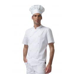 Giacca cuoco Siggi Antonio manica corta