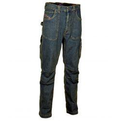 Pantalone Jeans Cofra Bracelona
